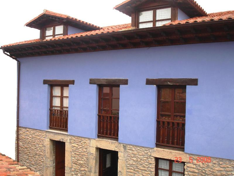 LA ERIA DE COLOMBRES, holiday rental in Santa Maria