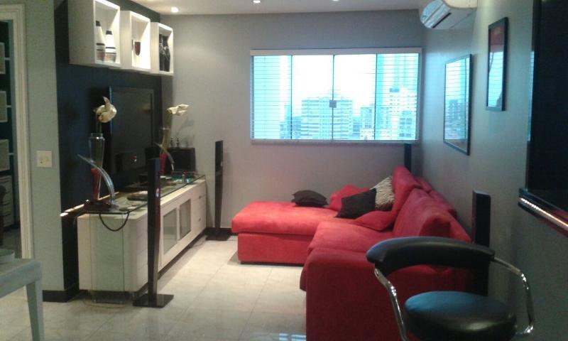 Apartamento Luxo todo mobiliado BRASILIA, location de vacances à Taguatinga
