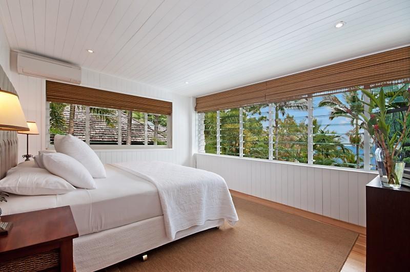 Master bedroom, upstairs