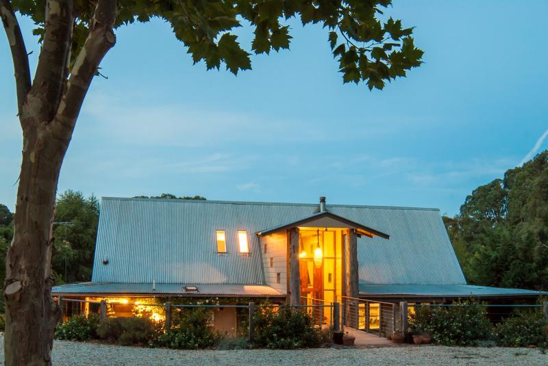 Luxury Lodge nr Beechworth