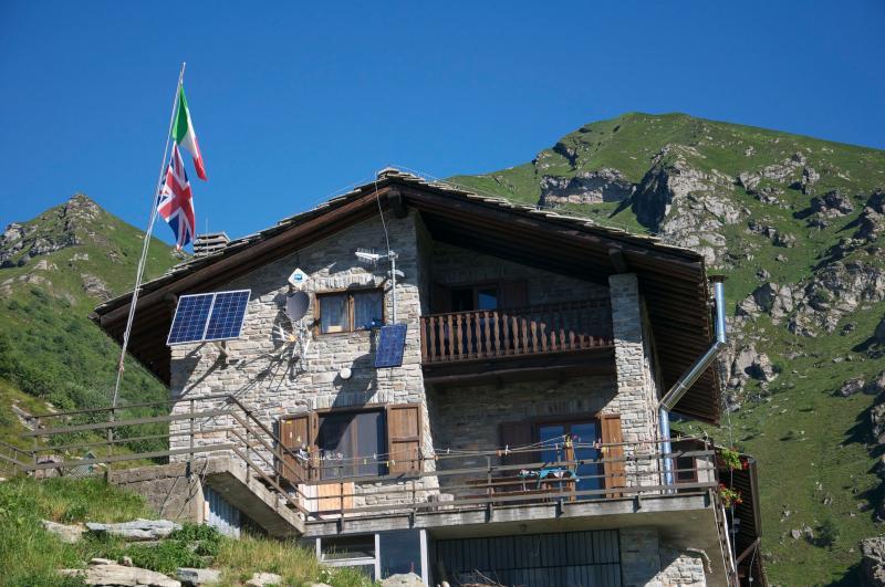 rifugio  salvin, alquiler de vacaciones en Ala di Stura