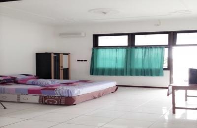 kamer met een bed