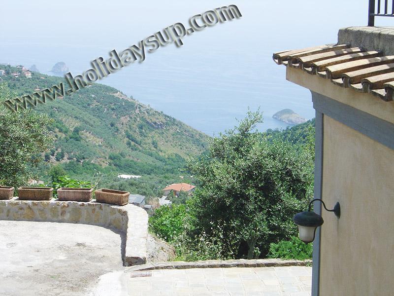 Bokning villa i amalfi-kusten med privat pool, Visa solarium och fantastiska havet homeaway