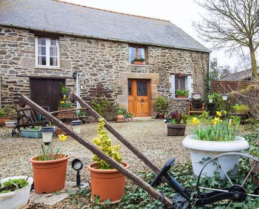 Maison du Montitier Le Mont St Michel