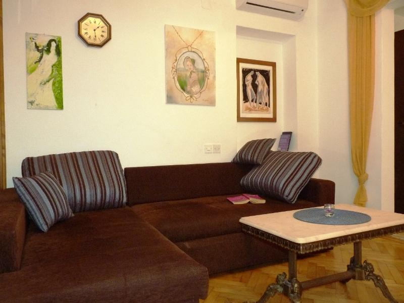 Sea view balcony, terrace, living room, 4+3persons, holiday rental in Jelsa