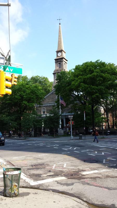 St. Mark's Church @ 10th Street