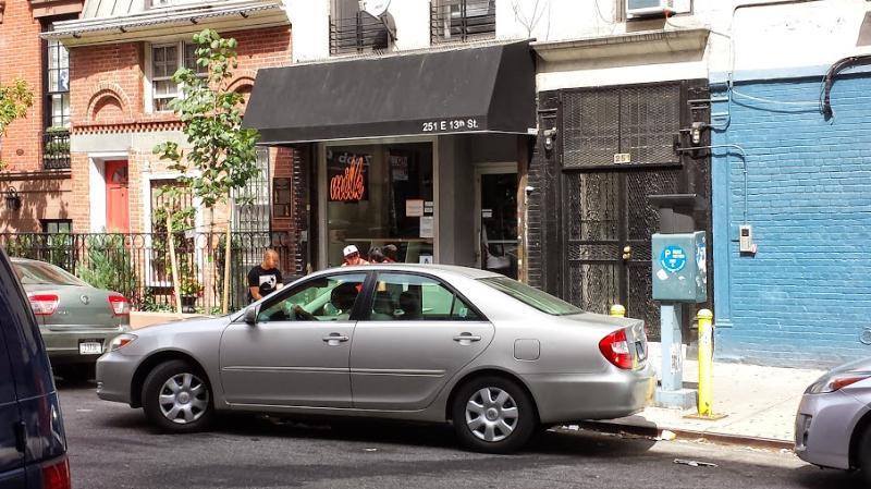 Milk Bar on E. 13th Street near 2nd Avenue