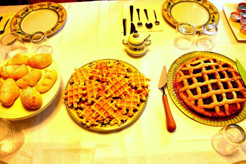 Breakfasts.