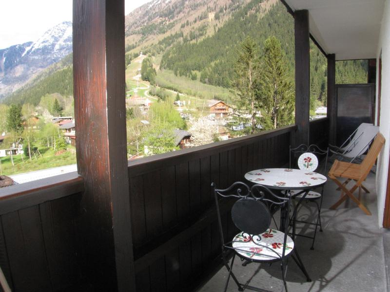 With a view like this, breakfast is best eaten outside!