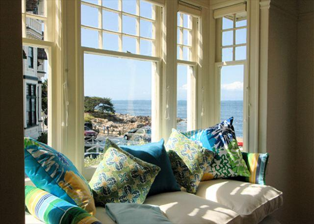 Welcome to The Yellow House! Imagine sitting here gazing out at the bright blue sea and relaxing! This stunning and beautifully remodeled vintage Victorian is almost oceanfront.