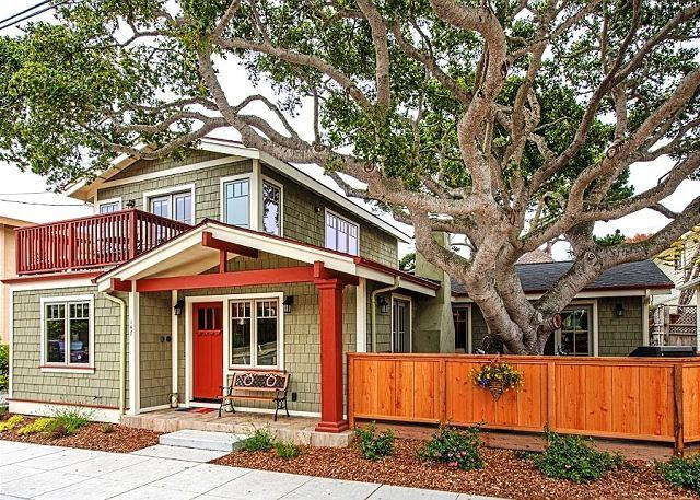 Welcome to 'Seashore Retreat'! Brand new home in the heart of Pacific Grove.