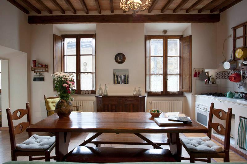 Gli Angeli, vacation rental in Sarteano