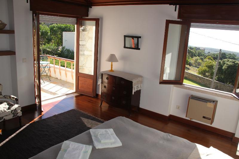 Terrasse privative de la chambre double