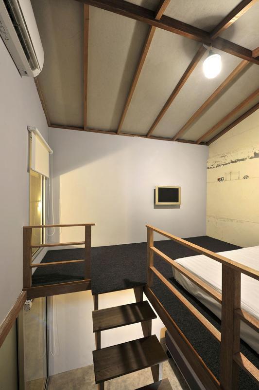 Tutti i Loft è dotato di TV, Wi - Fi, aria condizione, asciugamani, doccia calda, corpo shampoo ed ecc
