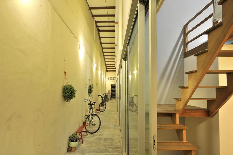 Le biciclette sono fornite ai nostri ospiti gratuitamente base primo arrivato, primo servire base