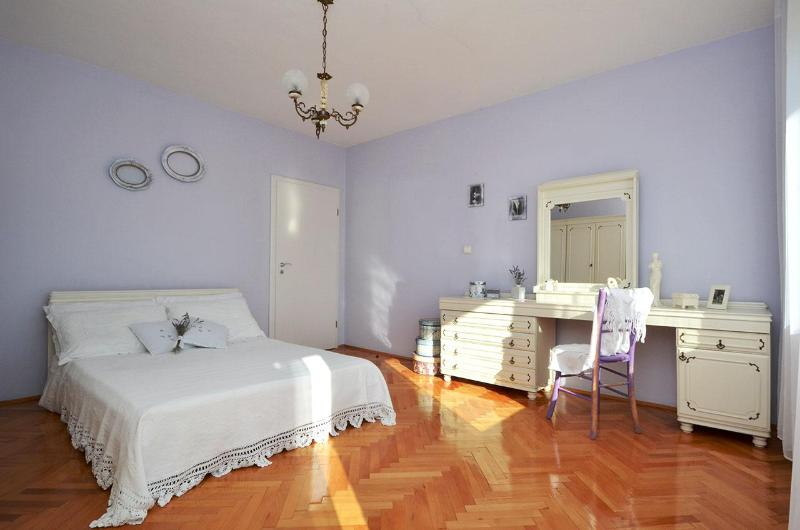 Spacious apartment with transparent colors,offering relaxing atmosphere,surrounded by terrace.