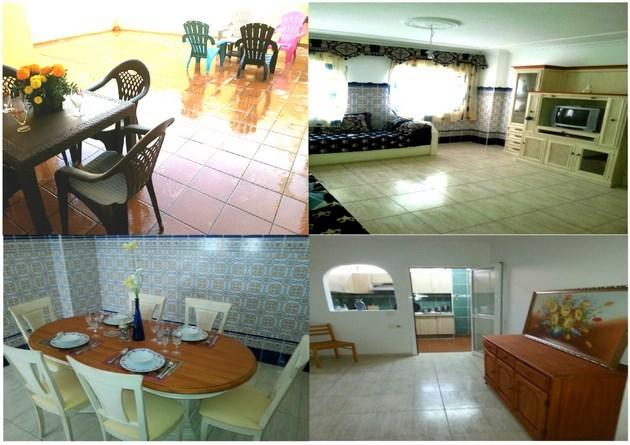 Apartment 3 bedroom with Terrace, Tenerife, vacation rental in Las Chafiras