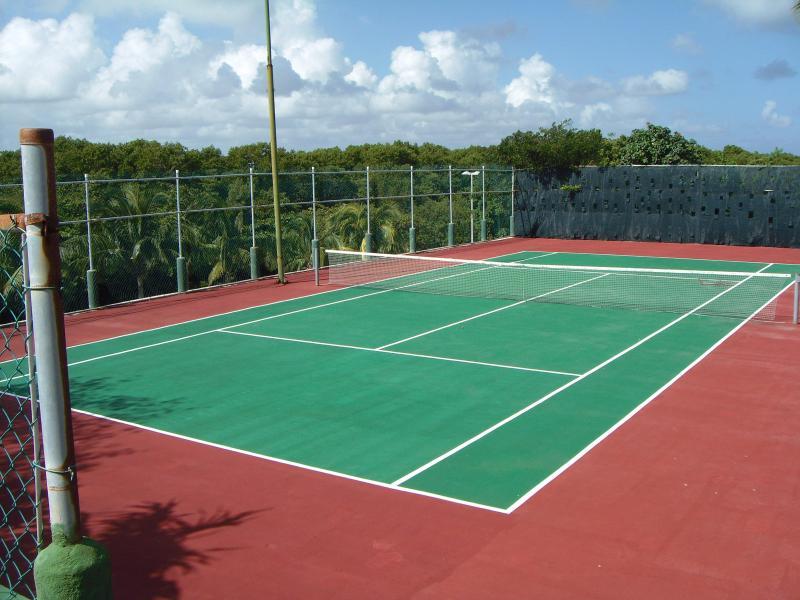 Tennis Court on the premises