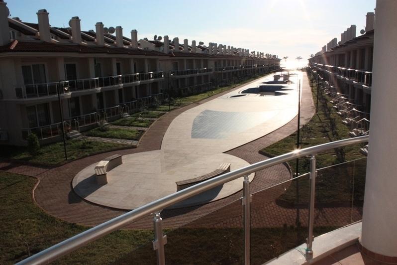 SBC-Aqua 44 3 BEDROOM APARTMENT, vacation rental in Fethiye
