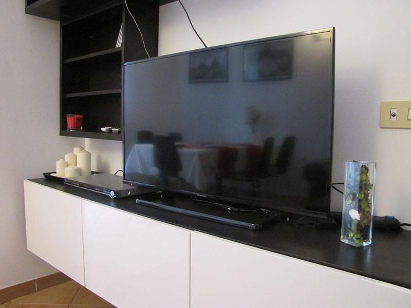 TV levado