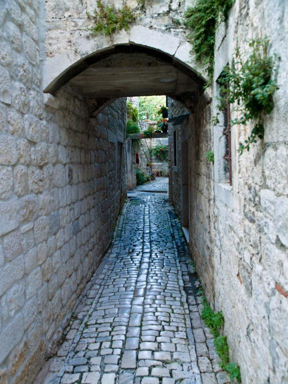 Trogir, one of the oldest town on Mediterranean.