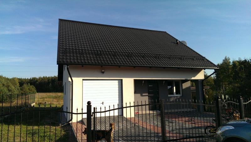 Holiday House at the Kashubia area in Poland, alquiler vacacional en Koscierzyna