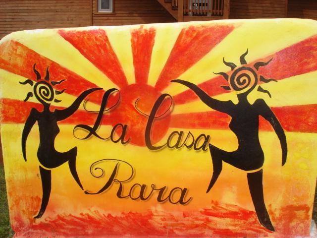 La Casa Rara- Welcome!  Come on in!