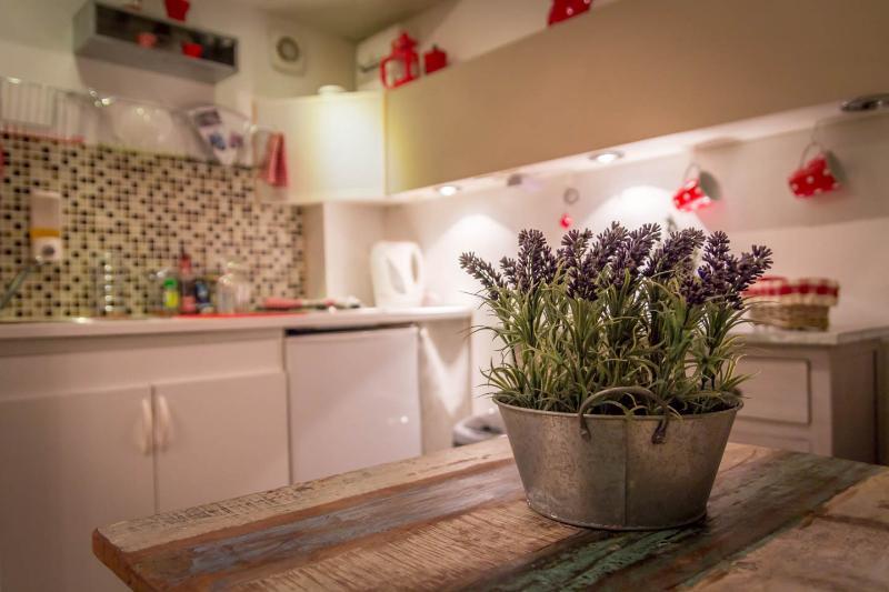 Kitchen- livingroom