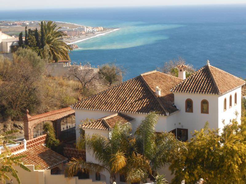 Casa Mandarina, holiday rental in Salobrena