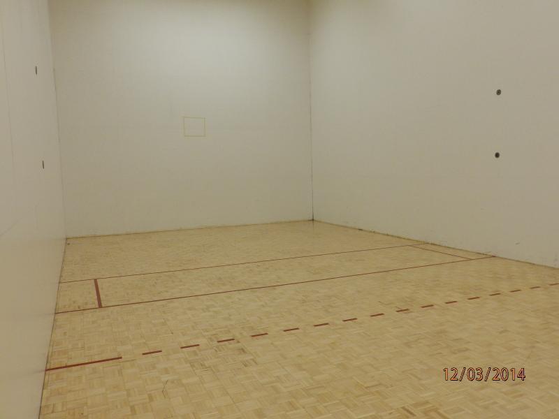 Racketball Court
