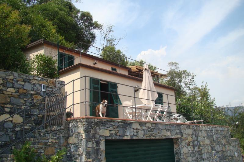 Villetta  in affitto - casa vacanze, holiday rental in Rapallo