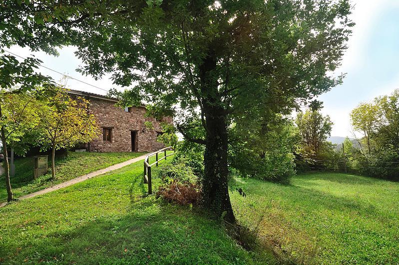 Can Noguer de Rocabruna Masia Simonet