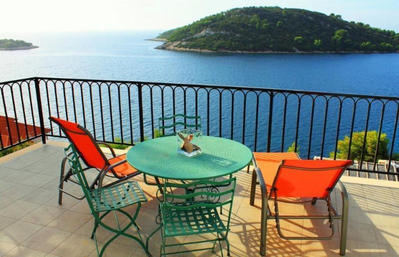 Apartment Lyra terrace - Stunning sea views