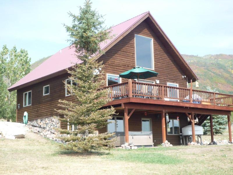Our Wonderful Cabin!