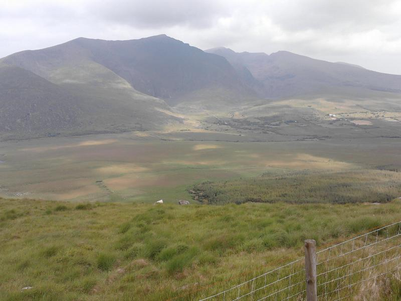 Connor Pass, Dingle Peninsula