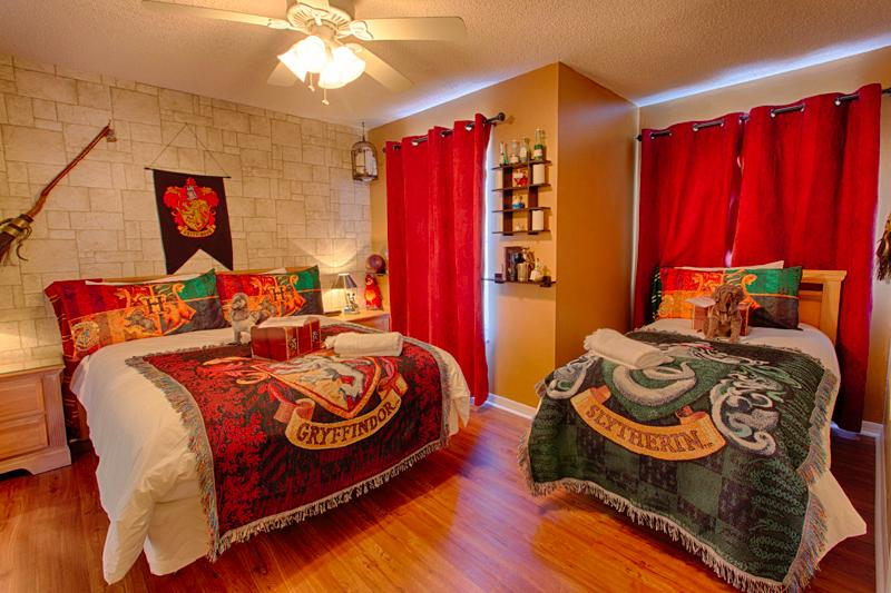 Magical Clubhouse Harry Potter Bedroom