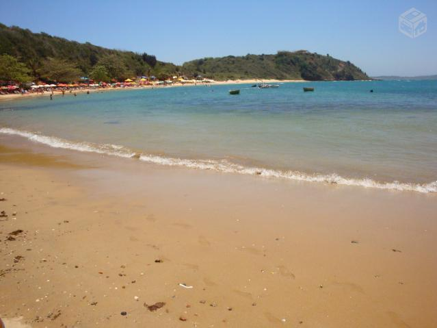 Manguinhos beach - in front the hause - 100 steps from the house