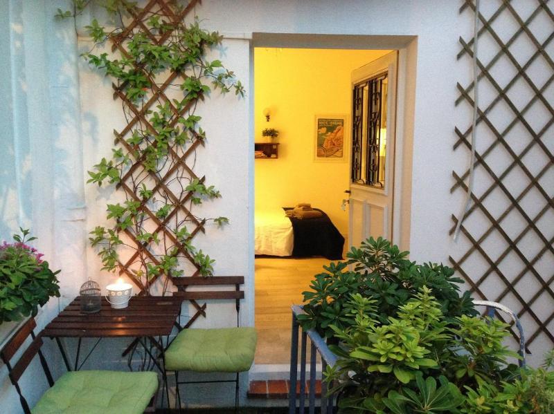 location appart Nice Studio romantique
