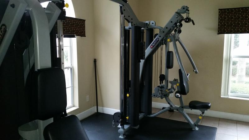 Fitness room (all new equipment in 2014)