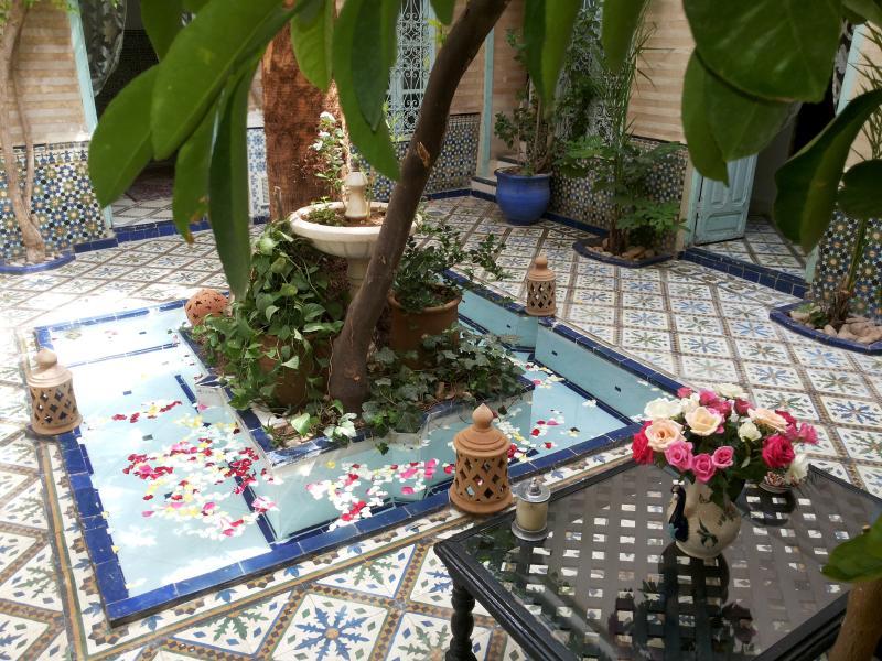 Riad Salam, vacation rental in Marrakech
