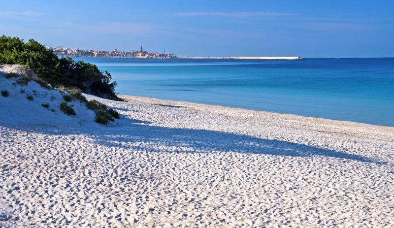 Alghero, Maria Pia beach