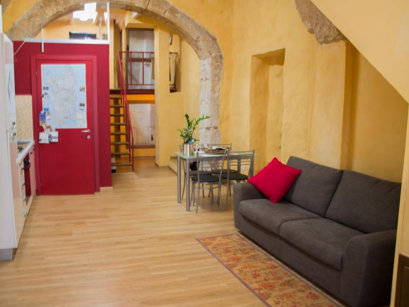 an overview of the apartment