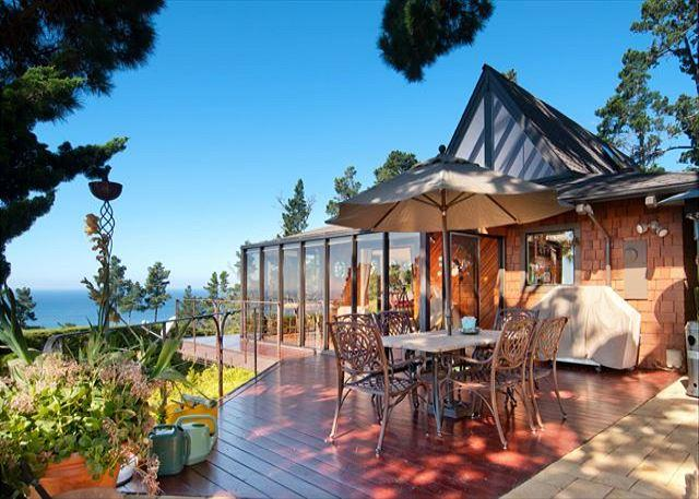Welcome to 'The Last Resort'! Huge Waterfront Home with Panoramic Ocean Views!