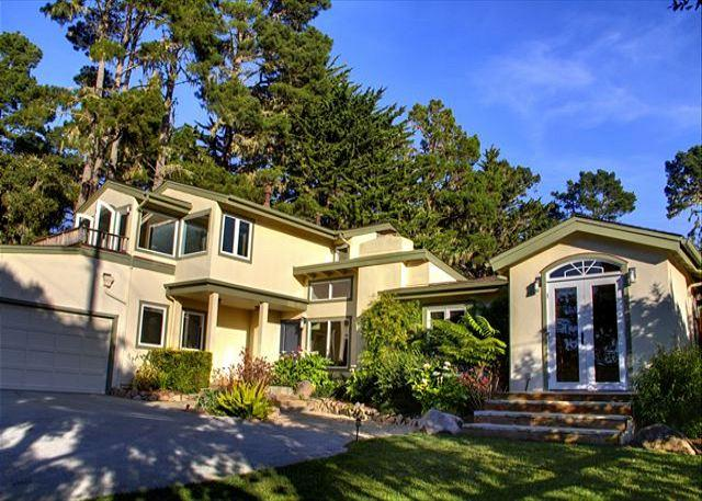 Welcome to 'Pacific Whispers'! Fabulous luxury home in the gated community of Pebble Beach.