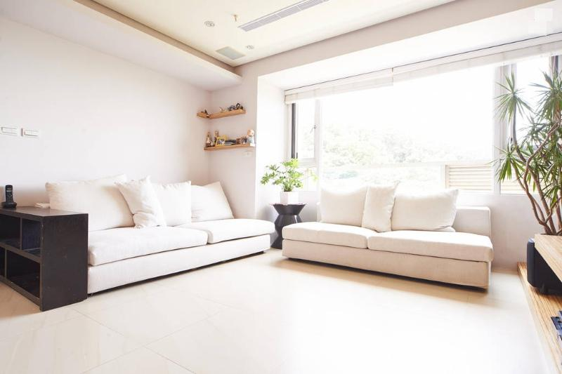 Green surrounding, Great views, entire appartment, holiday rental in Beitou