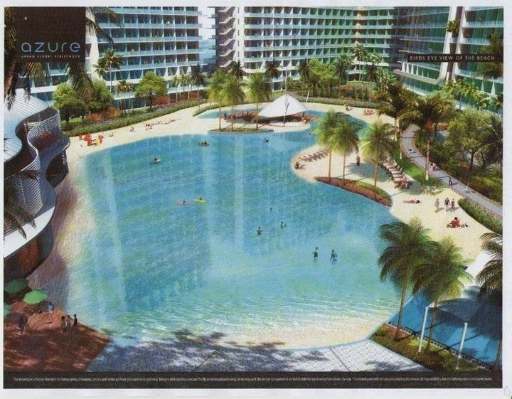 5 stars resort condo near airport & shopping malls, location de vacances à Las Pinas