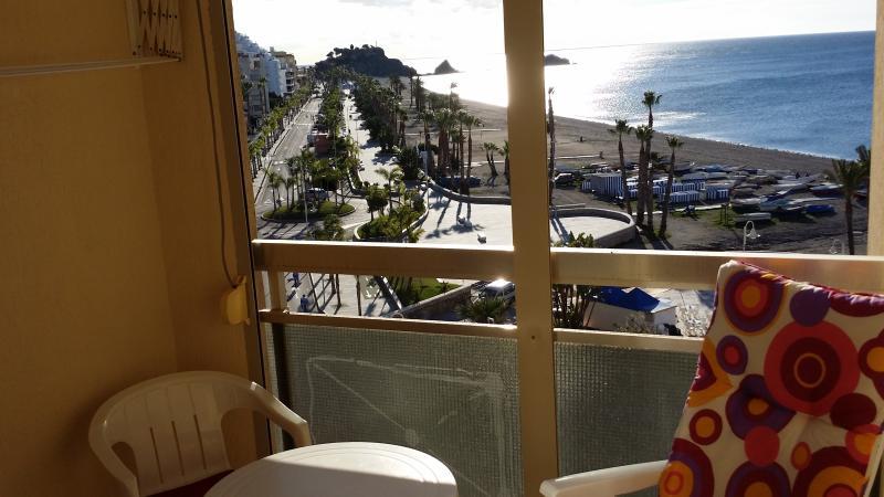 Estudio Frente Al Mar, preciosas vistas, holiday rental in Almunecar
