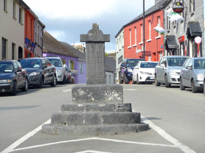 Cong village, Cross of Cong.