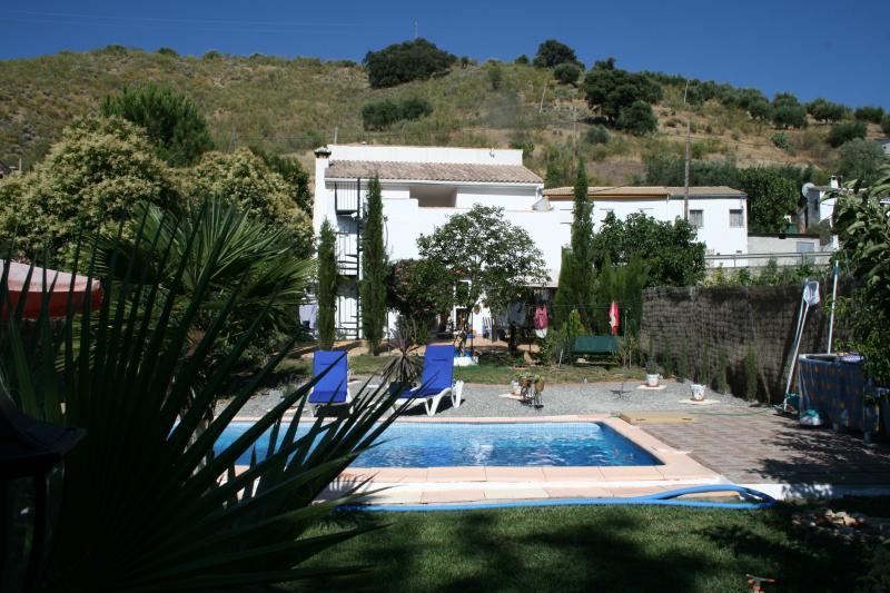 Nuestra casa en Los Rios