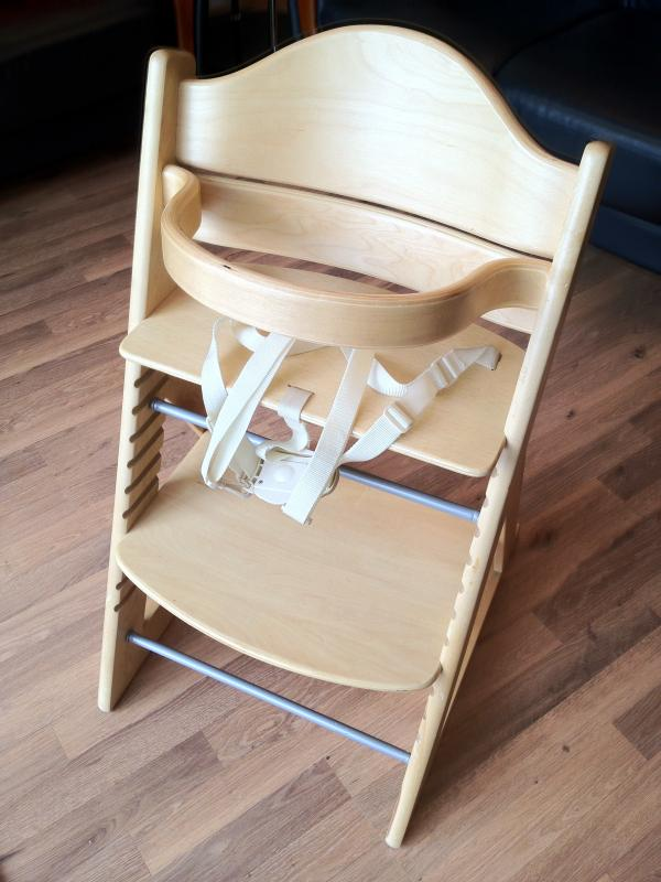 3 The Copse - High Chair